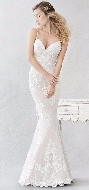 5 vestidos de novia ceñidos al cuerpo ¿es tu estilo?
