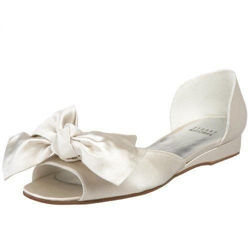 zapatos bajos para novias
