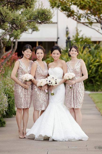 Vestidos damas de honor buenos aires