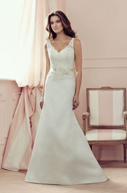 Vestidos de novia de paloma blanca