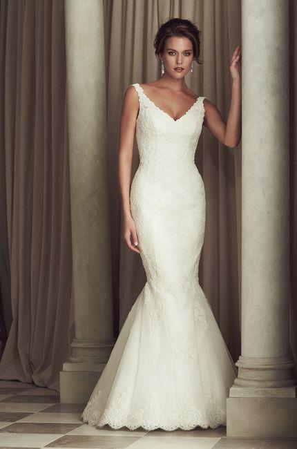 Vestidos de novia paloma blanca