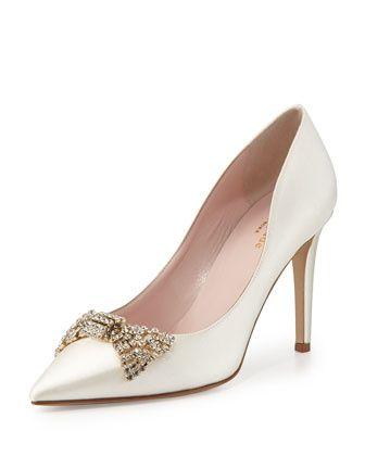 10 zapatos de novia encantadores