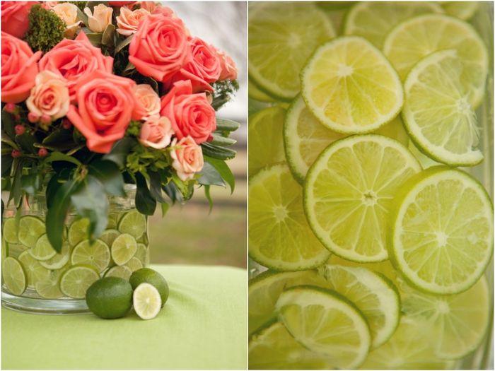 Diy centros de mesa con limones - Centros de mesa con limones ...