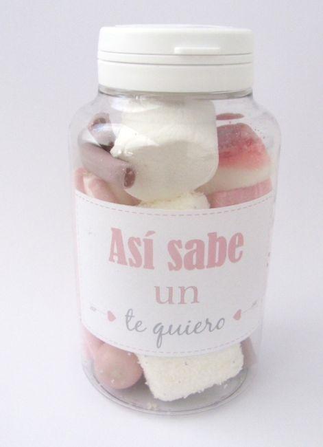 Un souvenir dulce y rom ntico for Regalo para amigas especiales boda