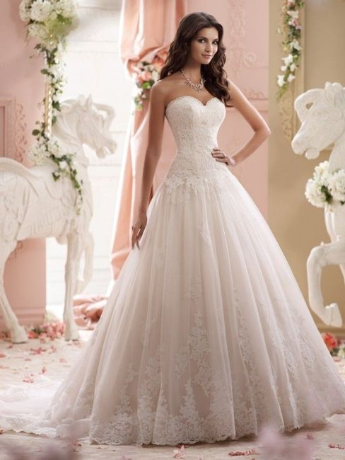 10 vestidos de novia para tu matrimonio de cuento de hadas