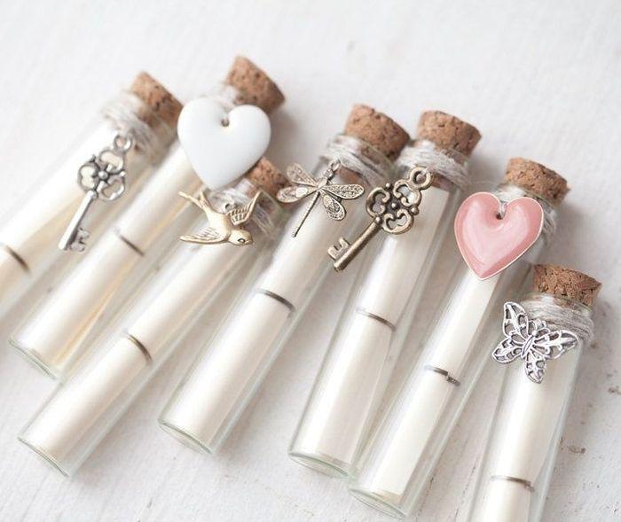 de matrimonio hechas con botellas