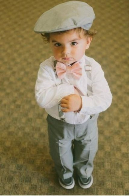 Year Old Ring Bearer Outfit