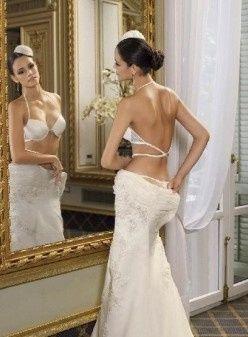 quels sous v tements avec votre robe de mari e mode