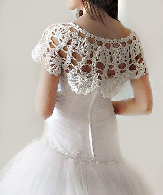 Id es de look pour un mariage en automne hiver mode nuptiale forum - Etole mariage hiver ...