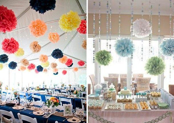 Ideas para decorar un sal n grande para la fiesta de mi - Ideas para decorar mi salon ...