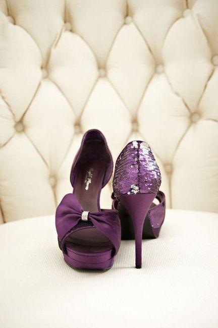 Si yo fuera unos zapatos... sería.. 11