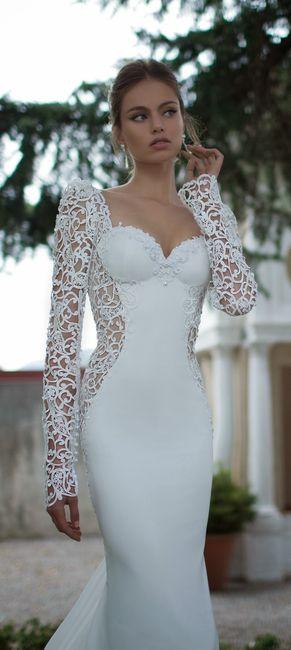 Escote en tu vestido de novia SI o NO