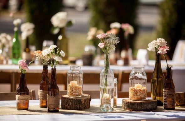 Matrimonio Rustico Como : Ideas para un matrimonio rústico