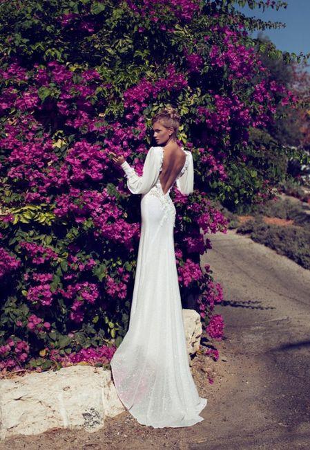 Robes de mariée Nurit Hen: votez pour votre préférée ! 2