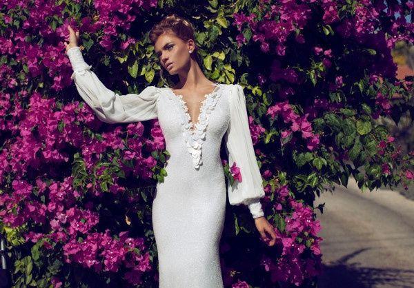 Robes de mariée Nurit Hen: votez pour votre préférée ! 3
