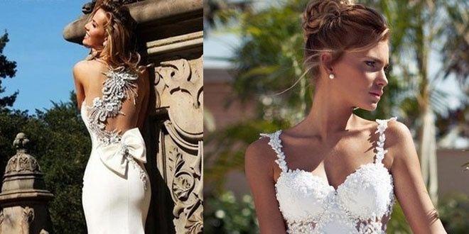 Robes de mariée Nurit Hen: votez pour votre préférée ! 4