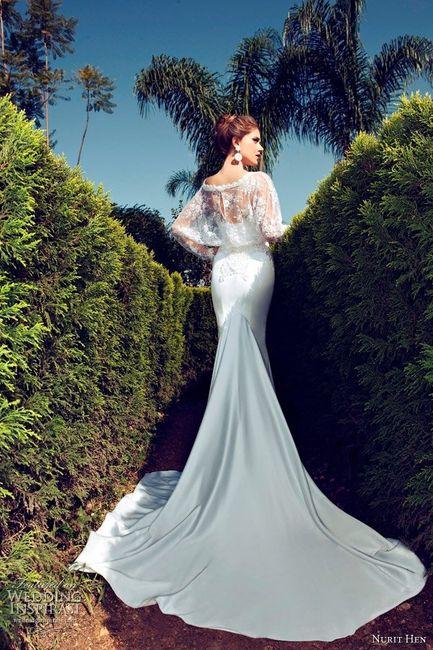 Robes de mariée Nurit Hen: votez pour votre préférée ! 7