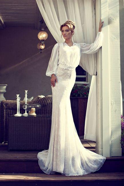 Robes de mariée Nurit Hen: votez pour votre préférée ! 8