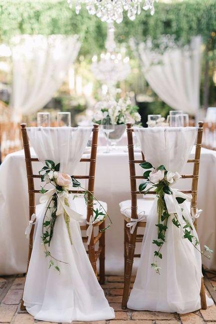 El presupuesto de tu casamiento es - ¿Cómo va a ser la decoración? 1