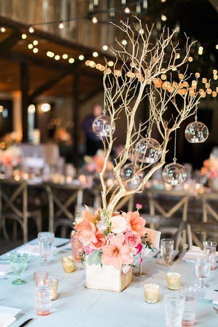 6 centros de mesa para decorar o teu casamento com velas for Velas para decorar mesas