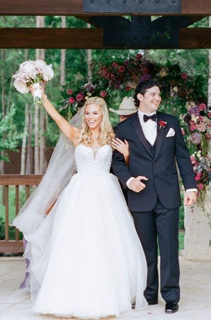 Presupuesto de un vestido de novia