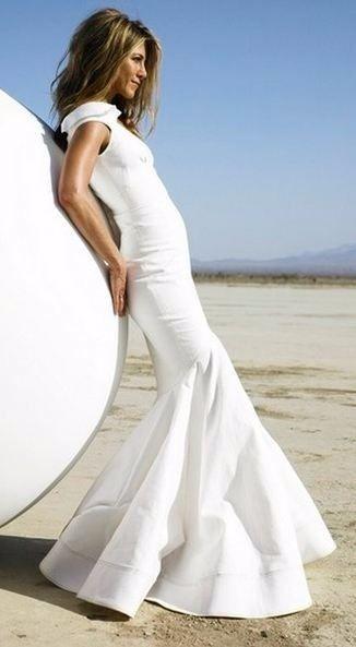 Battle Des Robes De Mariée Des Stars Jennifer Aniston
