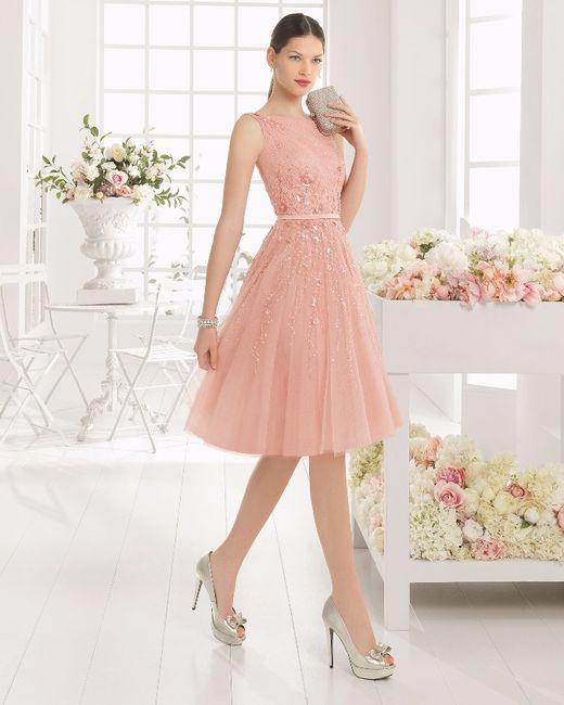 Vestidos De Color Para El Matrimonio Civil