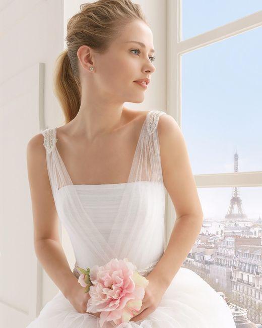diseña tu vestido de novia: ¡escoge el escote!