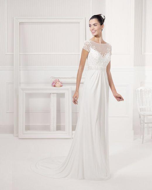 el diseño de mi vestido de novia + carla