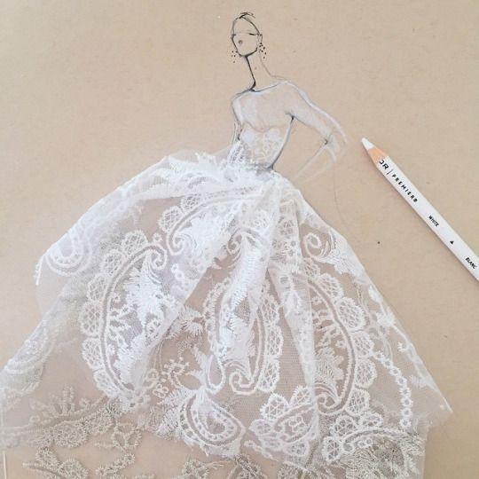 diseña tu propio vestido de novia ¡empecemos!