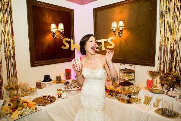 Matrimonio Rustico Elegante : Paso escoge el candy bar para tu boda página