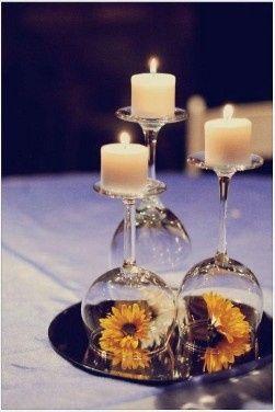 6 centros de mesa DIY para la boda 5