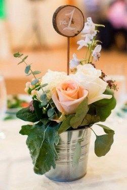 6 centros de mesa DIY para la boda 6