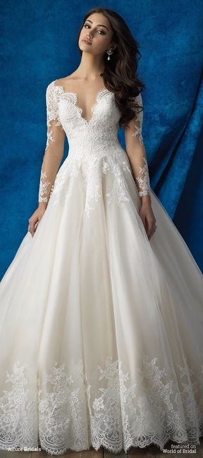 8 Vestidos Para Novias Caderonas