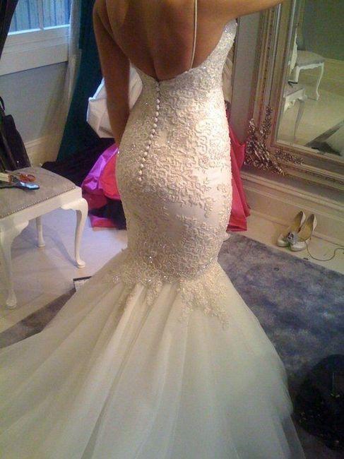 cuánto tiempo antes empezar a buscar el vestido de novia