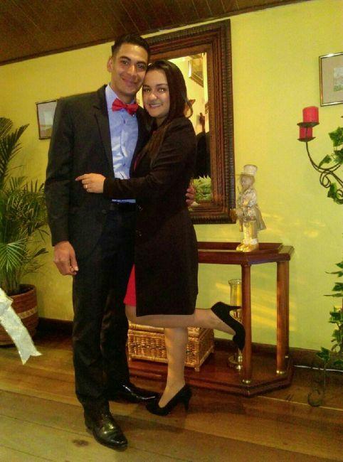 Nuestro matrimonio civil - 2