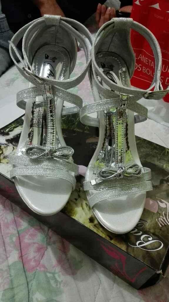 Los zapatos para mi gd - 1