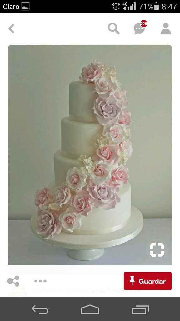 y ya pensaste en tu torta? - 1