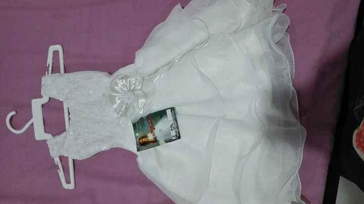 Vestido Pajesitos - 1