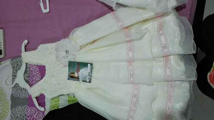 Vestido Pajesitos - 2