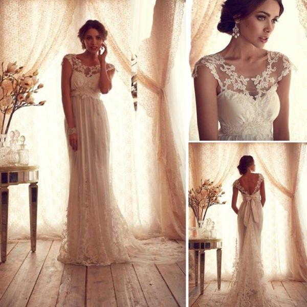 vestidos de novia vintage
