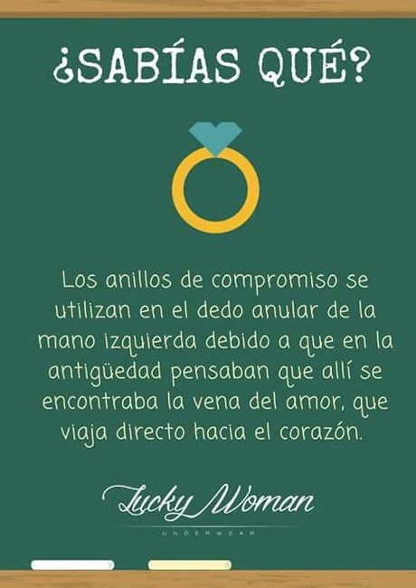 2a9478c73ffb Porque el anillo de compromiso va en el dedo anular  2