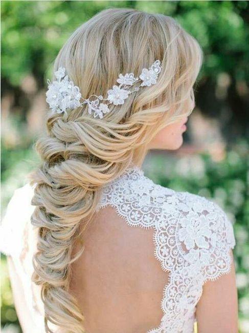 Los 10 mejores peinados de novia