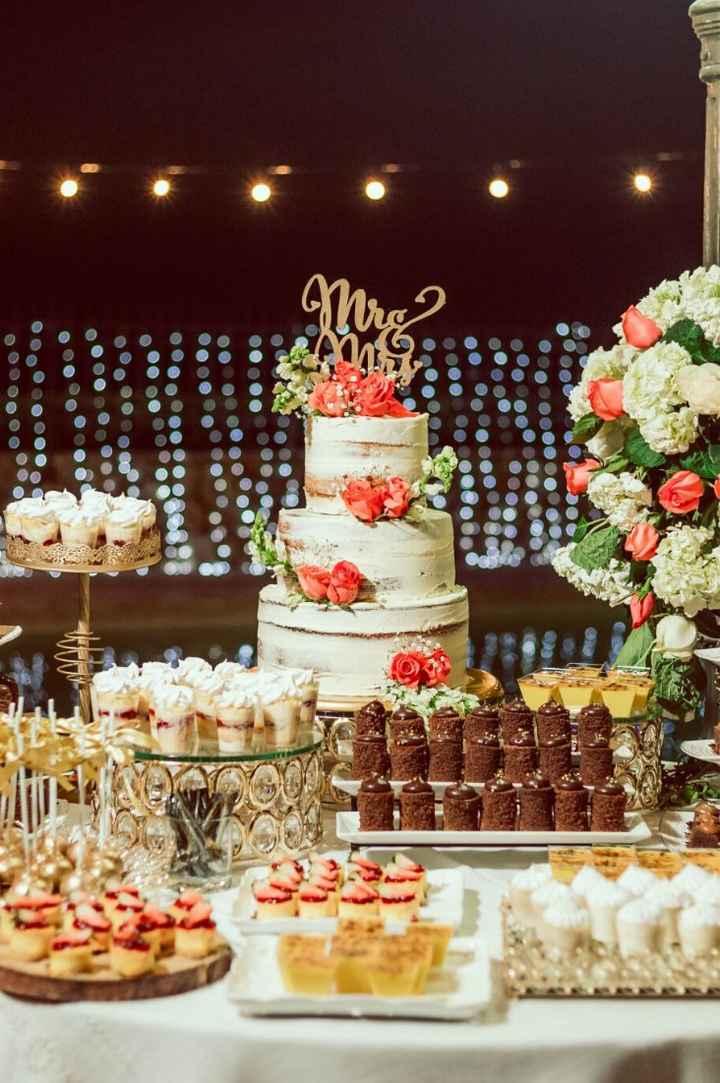 mesa de dulces - 1