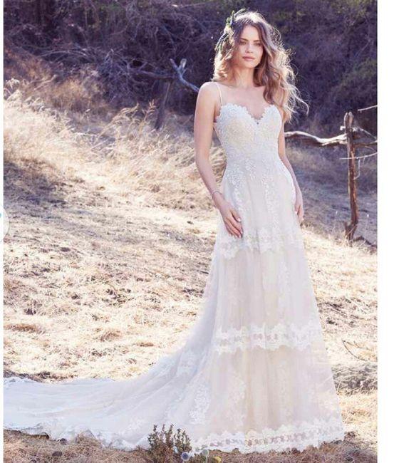 Mandar hacer mi vestido de novia