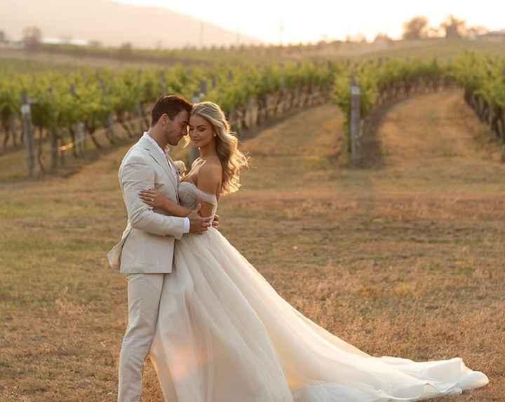 Nathalia + nuestro matrimonio en 3 imágenes - 1