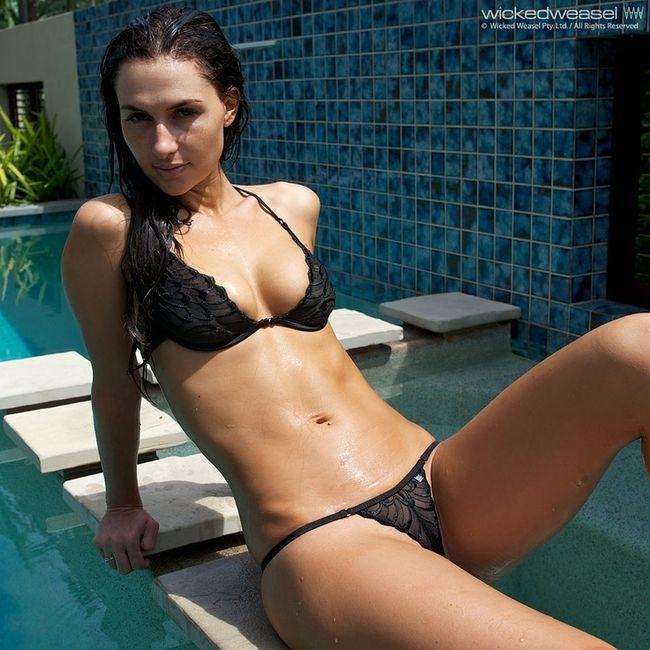 Para Miel Playa De Bikinis En Sexy Luna La tdCxsQrh