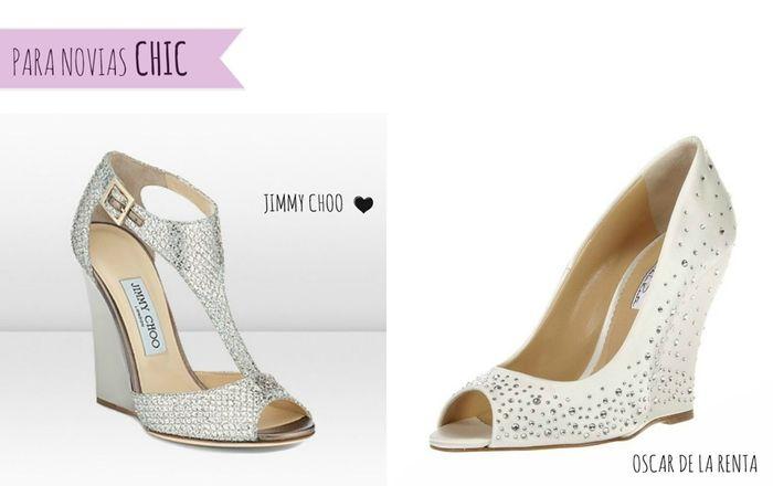 estilo zapatos boda