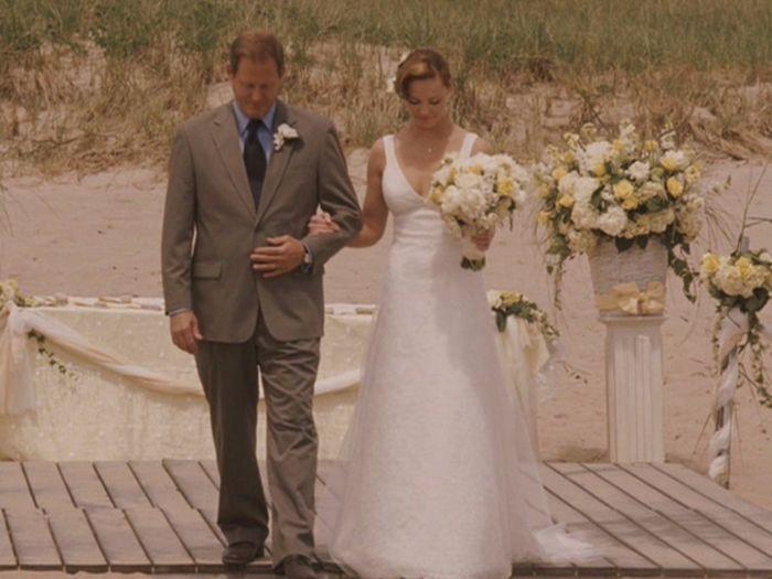 vestidos de novia del cine y la televisión
