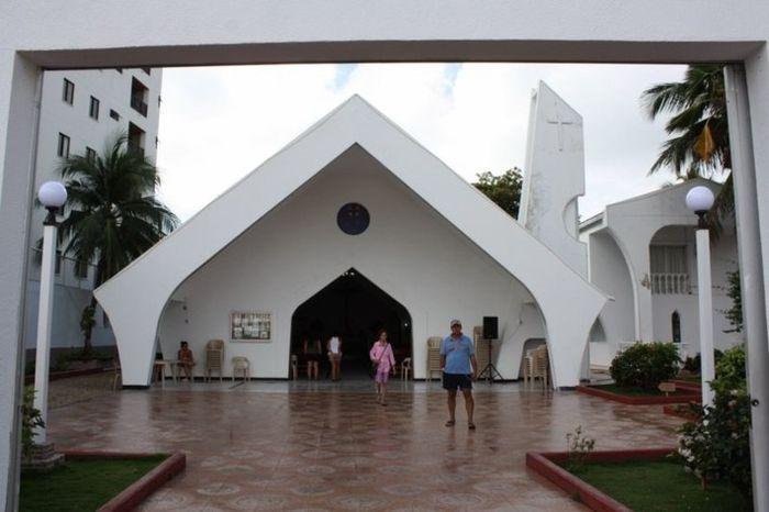 Iglesia Cristo El Salvador